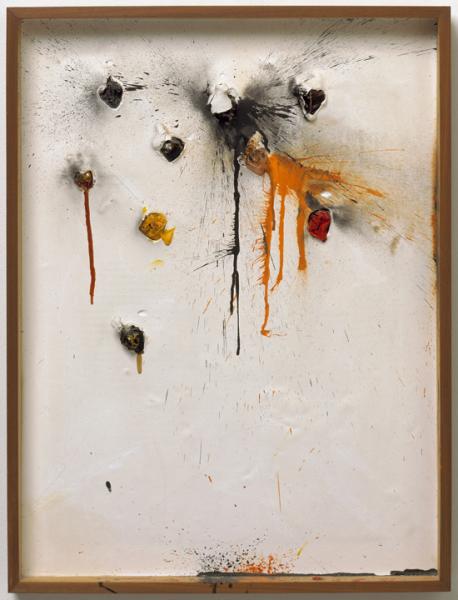 Niki de Saint Phalle. Untitled from Edition MAT 64, 1964-1966 © 2015 NIKI CHARITABLE ART FOUNDATION, All rights reserved. Photo: Courtesy Walker Art Center