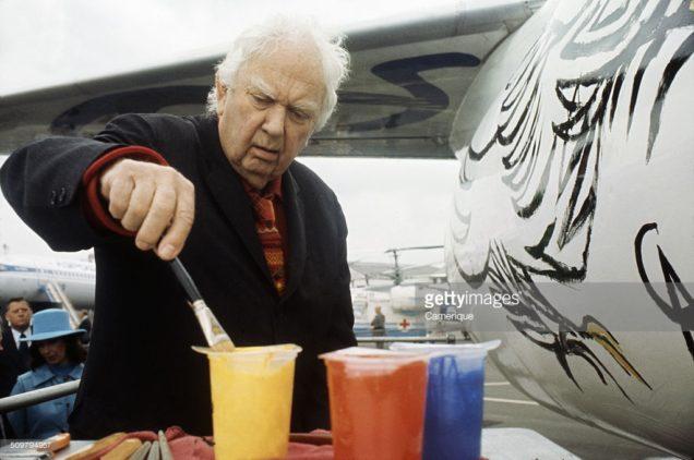 Alexander Calder Plane