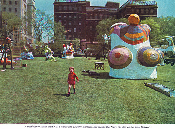 The Fantastic Paradise, June 1968